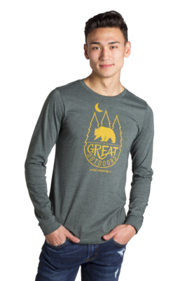 The Great Outdoors Long Sleeve