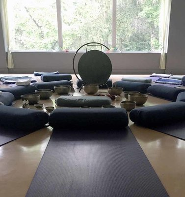 Small Group Sound Bath Meditations