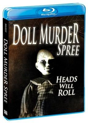 Doll Murder Spree [Blu-ray]