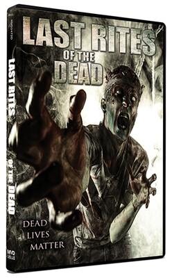 Last Rites of the Dead [DVD]