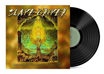Judgement Day by Slave Driver [Vinyl LP]