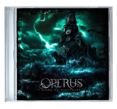 Score of Nightmares by Operus [CD]