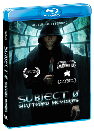 Subject 0: Shattered Memories [Blu-ray]