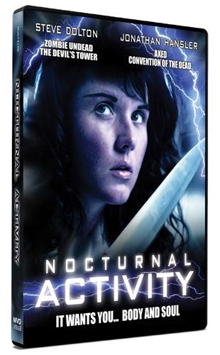 Nocturnal Activity [DVD]