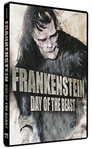 Frankenstein: Day of the Beast [DVD]