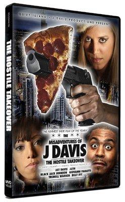 The Hostile Takeover [DVD]