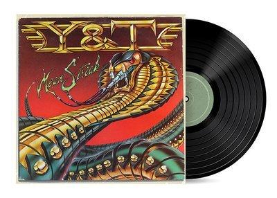 Mean Streak by Y&T [Vinyl LP] SOLD OUT