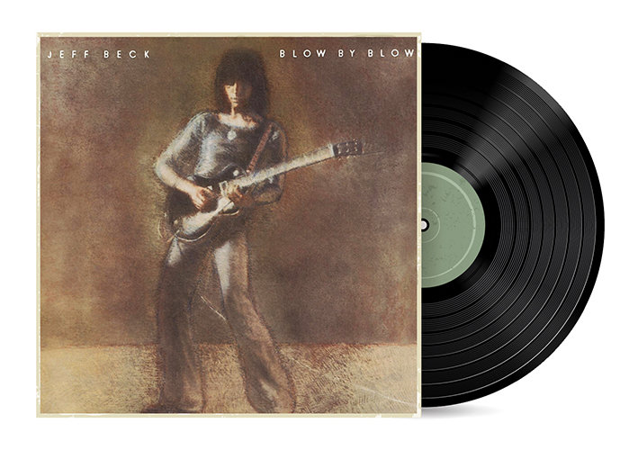 Blow by Blow by Jeff Beck [Vinyl LP] SOLD OUT