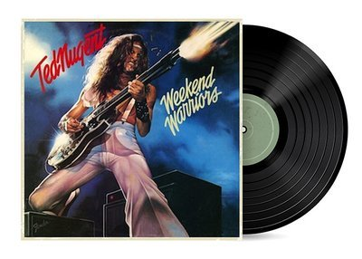 Weekend Warriors by Ted Nugent [Vinyl LP] SOLD OUT