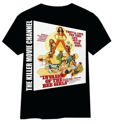 Invasion of the Bee Girls T-Shirt