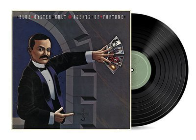 Agents of Fortune by Blue Öyster Cult [Vinyl LP] SOLD OUT