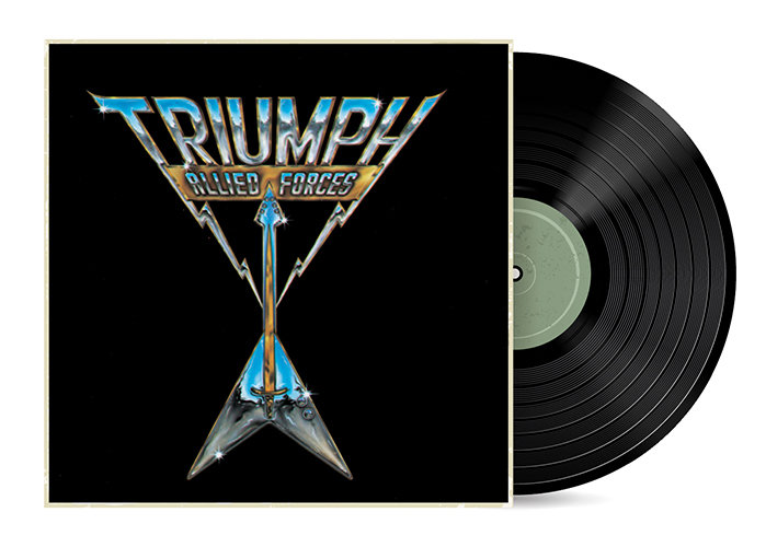 Allied Forces by Triumph [Vinyl LP]