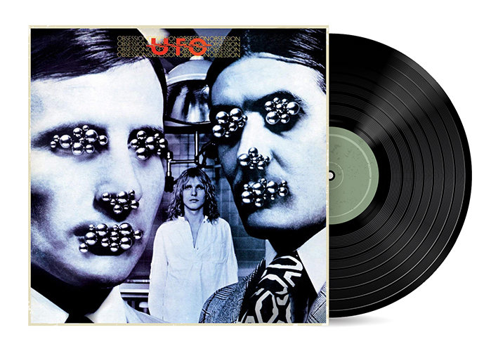 Obsession by UFO [Vinyl LP] SOLD OUT