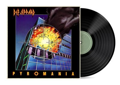 Pyromania by Def Leppard [Vinyl LP] SOLD OUT