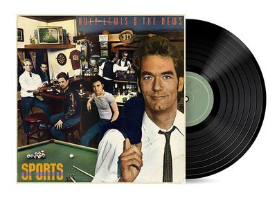 Sports by Huey Lewis and the News [Vinyl LP] SOLD OUT