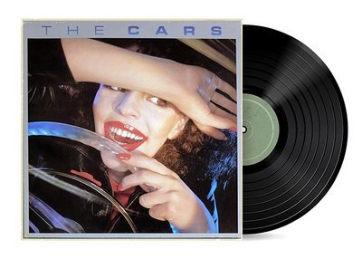 The Cars Self Titled [Vinyl LP] SOLD OUT