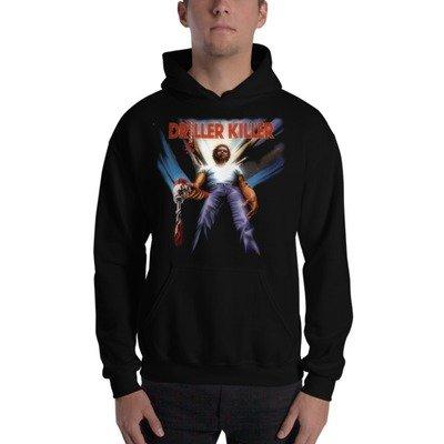 Driller Killer Hooded Sweatshirt