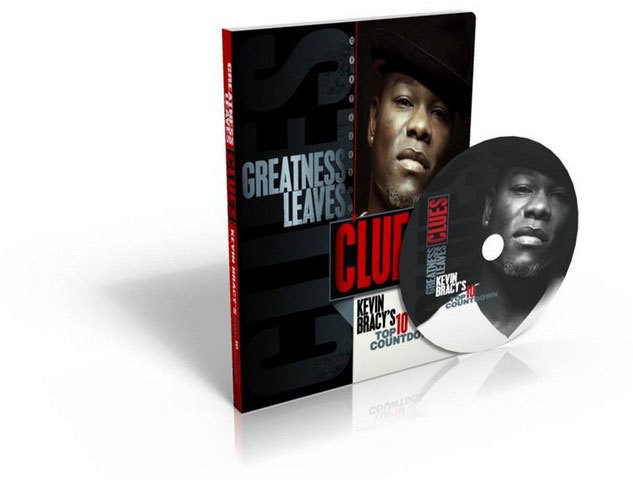 GREATNESS LEAVES CLUES BOOK 00022