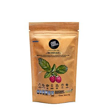 Mezcla de Frutas Deshidratadas Berries - 70 g