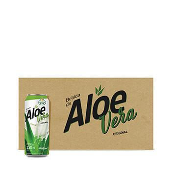 Caja Aloe Vera Selección del Chef® Original - 24x250ml