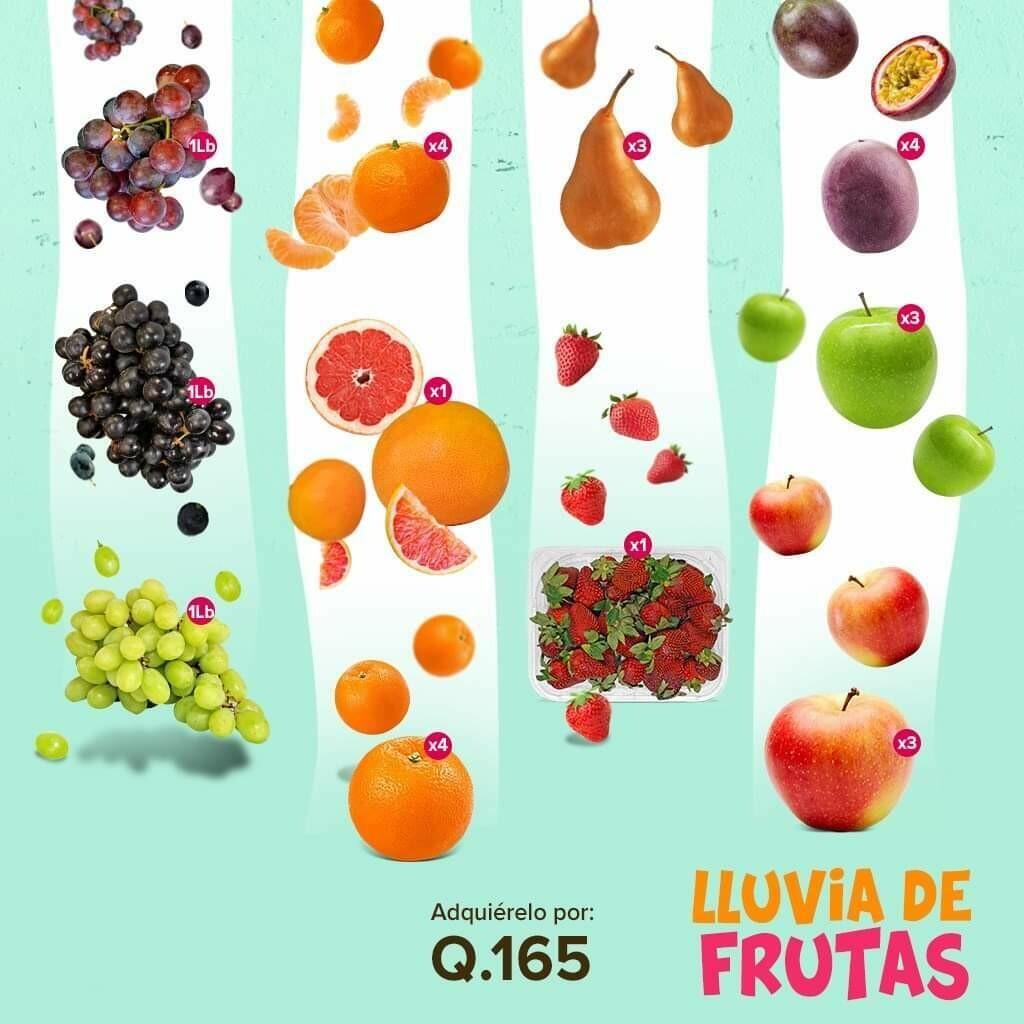 Lluvia de Frutas
