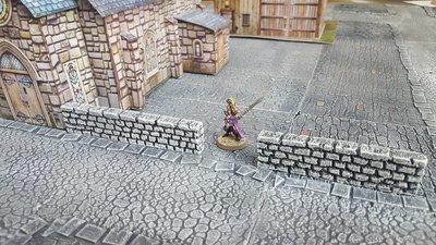 Stone Walls, Set of 2