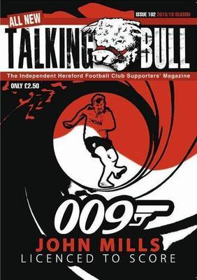 Talking Bull - Back Issues - From Issue 101 to 111