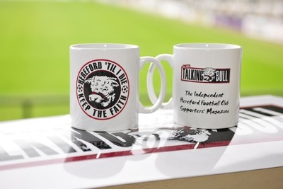 Hereford 'Til I Die - Keep The Faith - Mug