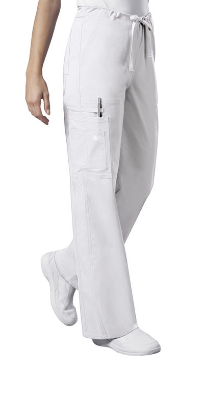 Pantalone Unisex CHEROKEE CORE STRETCH 4043 Colore White