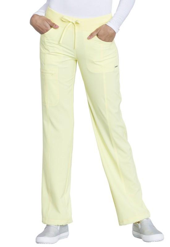 Pantalone CHEROKEE INFINITY 1123A Colore Lovely Lemon
