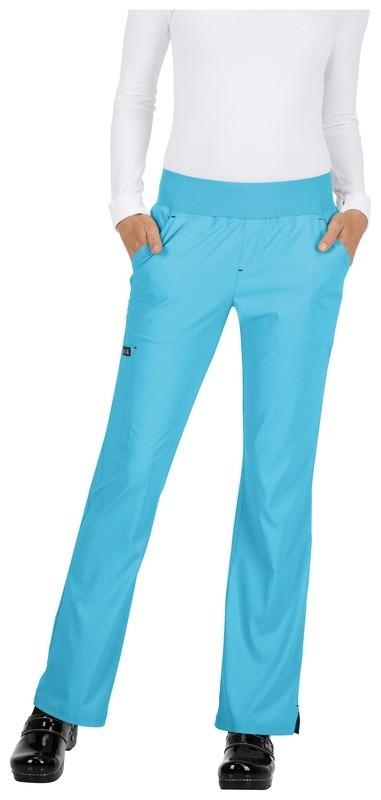 Pantalone KOI BASICS LAURIE Donna Colore 65. Electric Blue