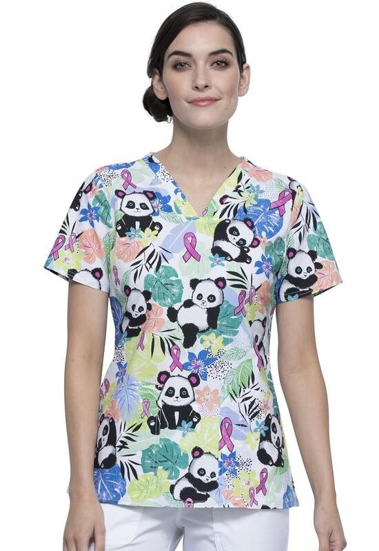 Casacca CHEROKEE PRINT CK651 Garden Panda-monium