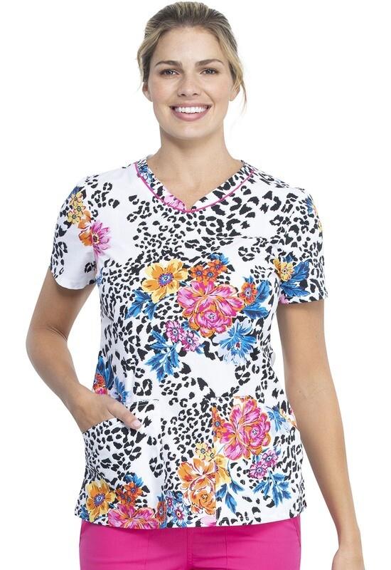 Casacca CHEROKEE PRINT CK646 Leopard Bloom