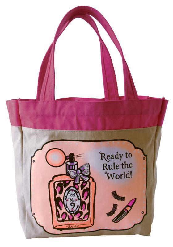 Accessori Koi Borse No.9 Tote Bag