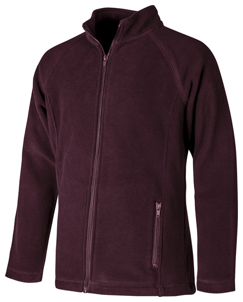 Felpa Code Happy 59104 Unisex Colore Burgundy
