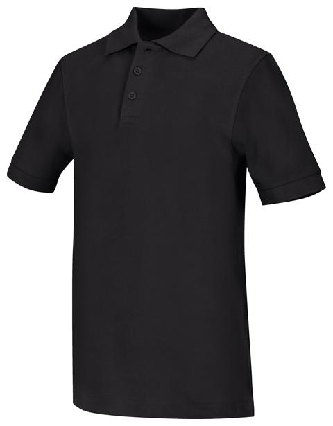 Polo Code Happy 58324 Unisex Colore Black