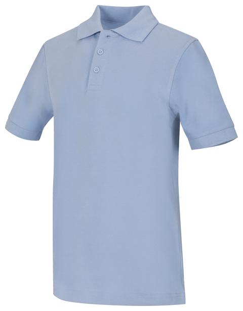 Polo Code Happy 58324 Unisex Colore Light Blue