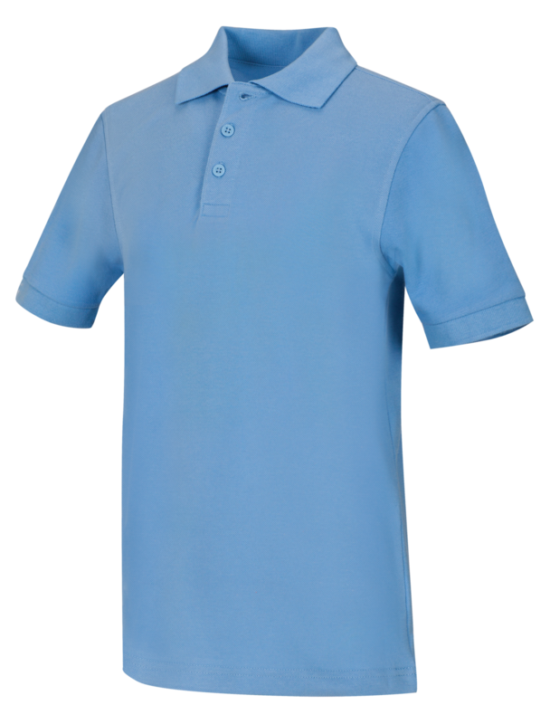 Polo Code Happy 58324 Unisex Colore Blue