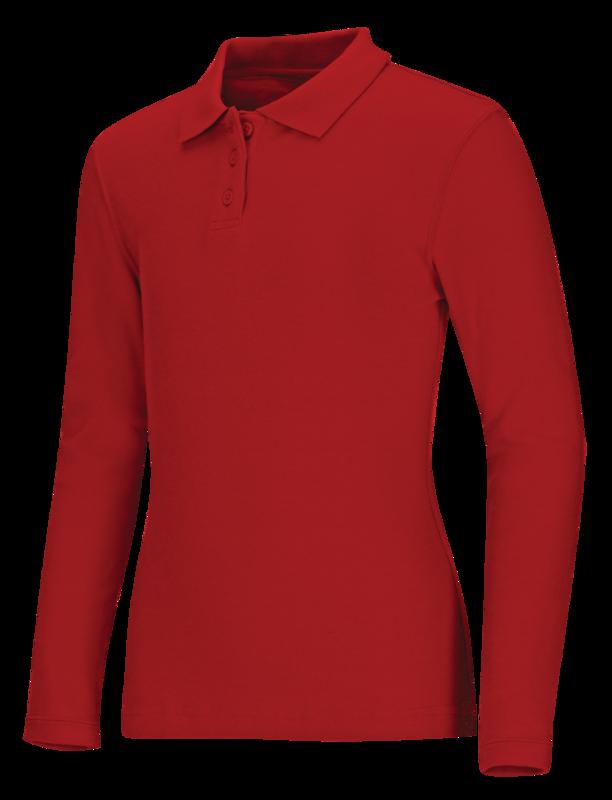 Polo Code Happy 58544 Unisex Colore Red