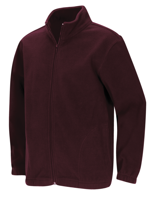 Felpa Code Happy 59204 Unisex Colore Burgundy