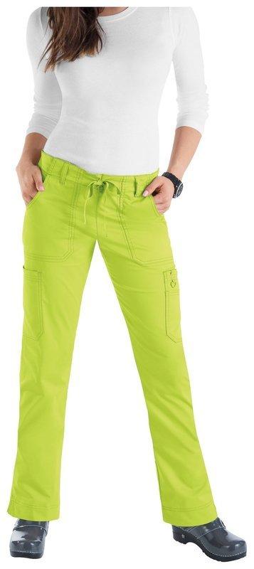 Pantaloni KOI STRETCH Lindsey Colore 84. Key Lime - COLORE FINE SERIE