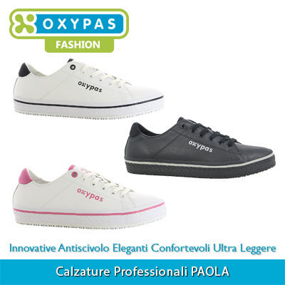 *NEW* Calzature Professionali Oxypas PAOLA