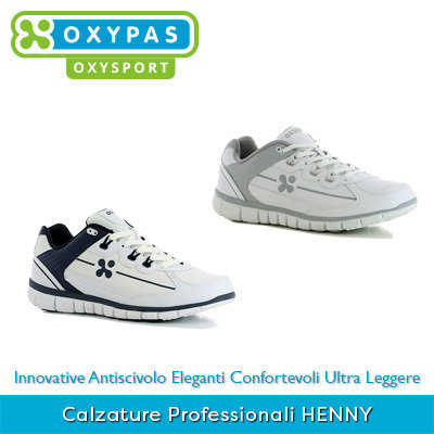 Calzature Professionali Oxypas HENNY