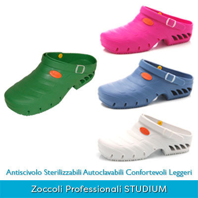 Zoccoli Professionali STUDIUM