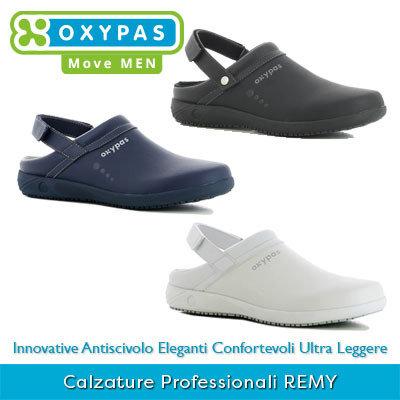 Calzature Professionali Oxypas REMY