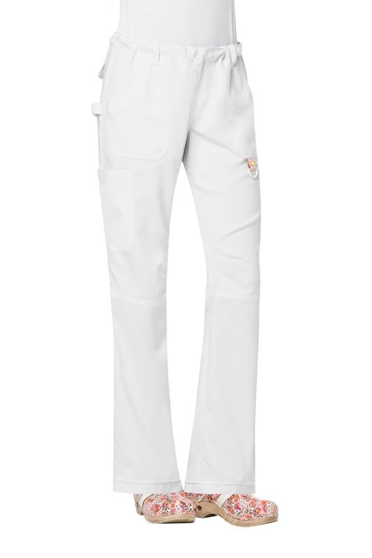 Pantalone KOI TECH Lindsey 2.0 Colore 01. White - FINE SERIE