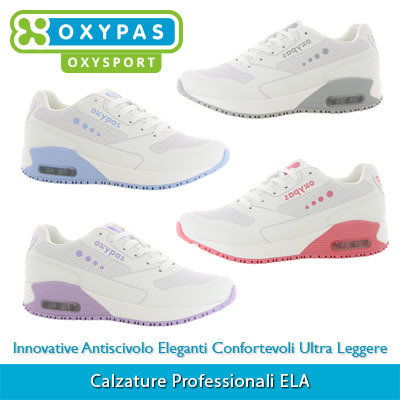*NEW* Calzature Professionali Oxypas ELA