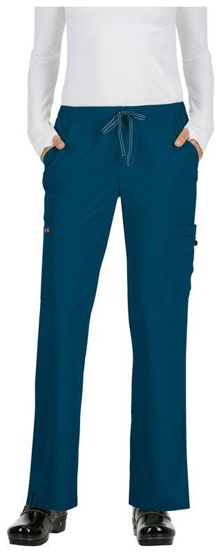 Pantalone KOI BASICS HOLLY Donna Colore 38. Caribbean