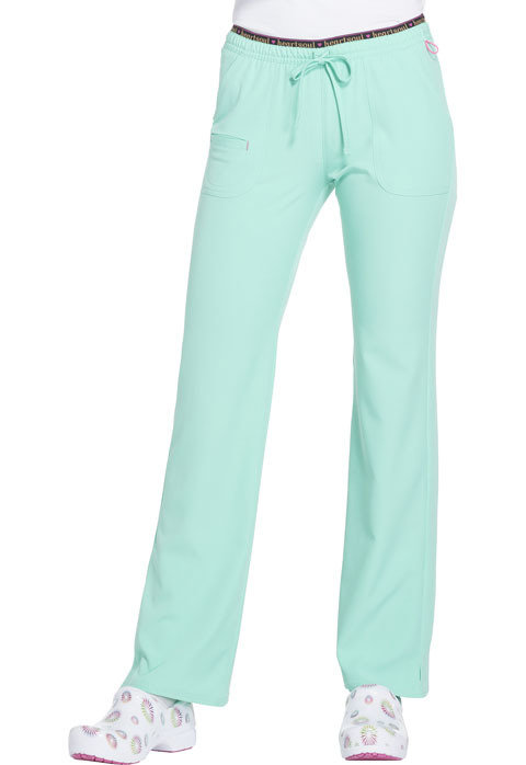 Pantalone HEARTSOUL 20110 Donna Colore Frosted Mint - FINE SERIE