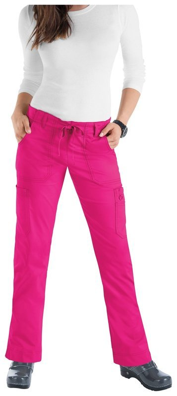 Pantalone KOI STRETCH LINDSEY Donna Colore 58. Flamingo